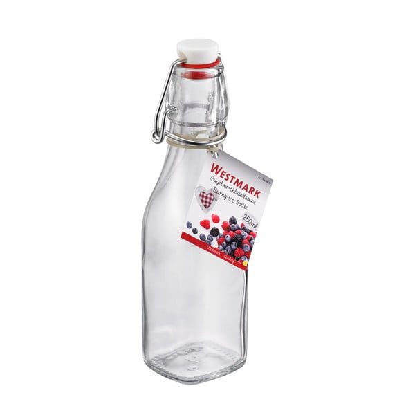 Csatos italos üveg, 250 ml - Westmark