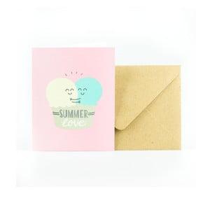Summer Love papírcímke - Mr. Wonderful