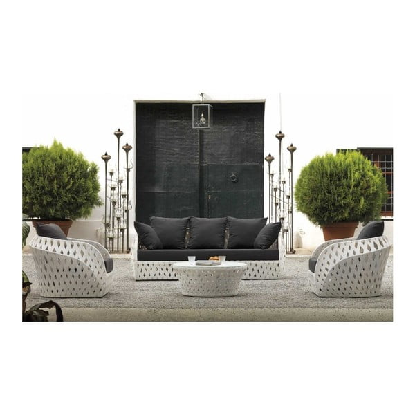 Ribbon fehér kerti fotel - Geese