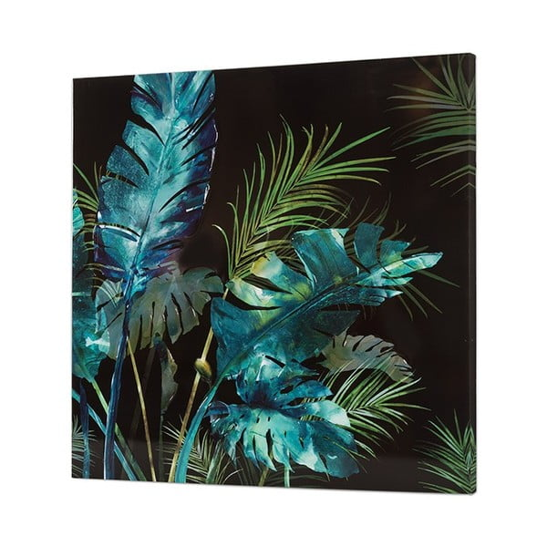 Plants Ally falikép, 80 x 80 cm - Santiago Pons