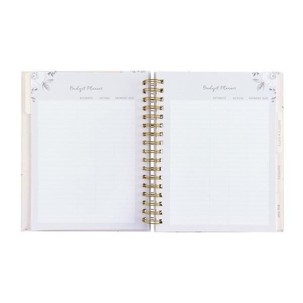 Esküvői tervező füzet - Busy B