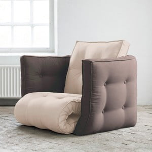 Dice Vision/Gris kinyitható szék - Karup