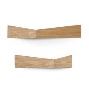 Pelican Oak M+L multifuncionális fali rendszerező szett, 2 db - Woodendot