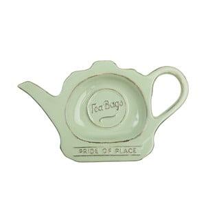 Pride Of Place zöld kerámia teafilter tartó- T&G Woodware