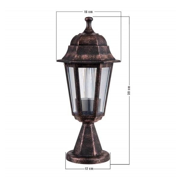 Eva bronzszínű kültéri világítás
