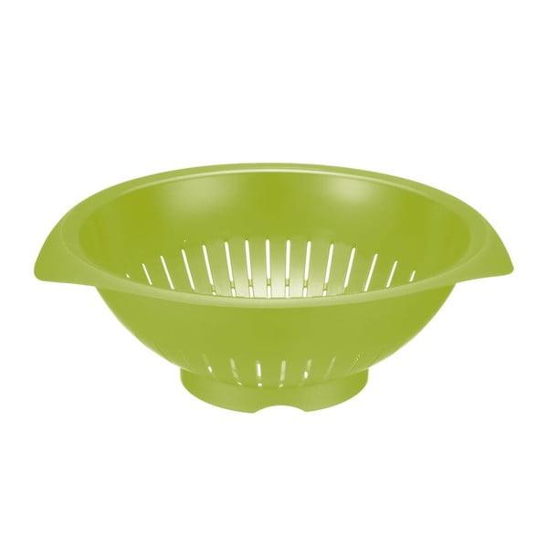 Apple zöld salátaszűrő, 25 cm - Westmark