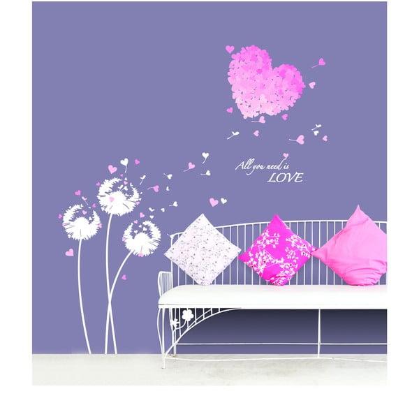 Pink Hearts falmatrica - Ambiance
