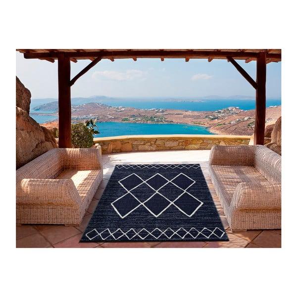 Elba kék szőnyeg, 160x230 cm - Universal