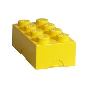 Sárga uzsonnásdoboz - LEGO®
