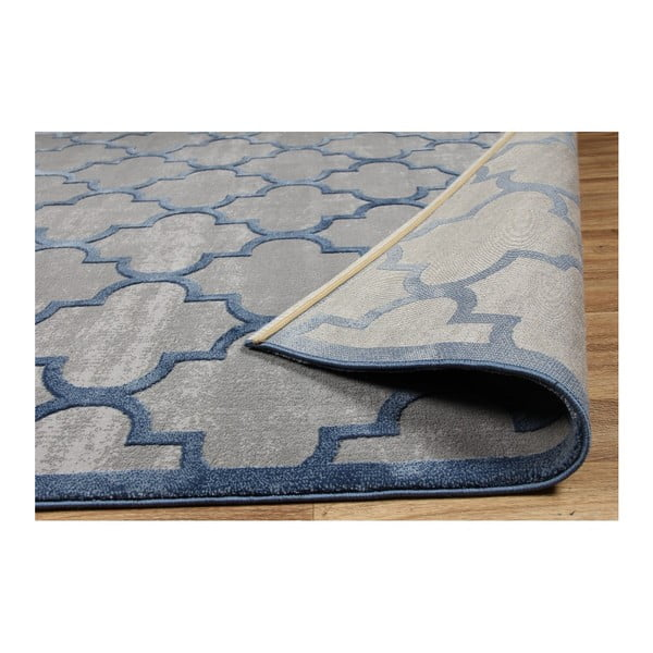 Blue Morroco szőnyeg, 160 x 230 cm - Eco Rugs