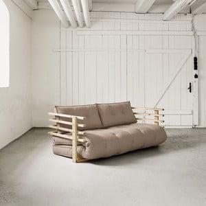 Funk Natural/Vision kihúzható kanapé - Karup