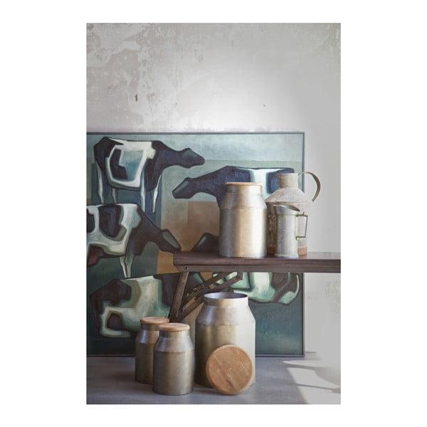 Barrel dekorációs edény, magasság 39 cm - BePureHome