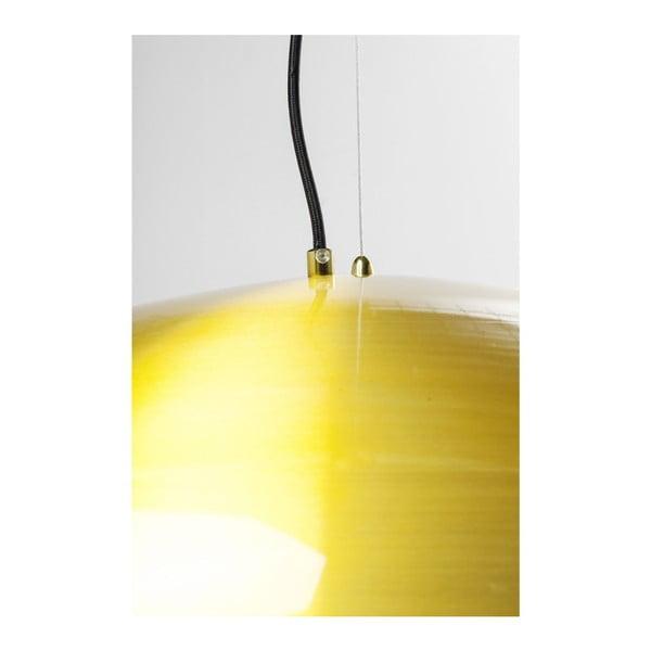 Champignon aranyszínű mennyezeti lámpa - Kare Design