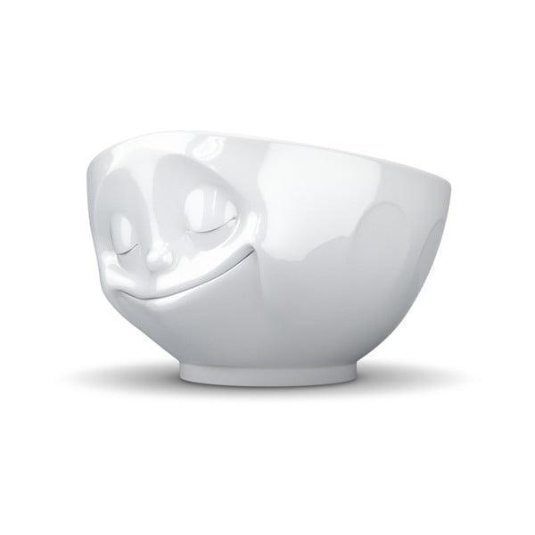Fehér boldog tál - 58products