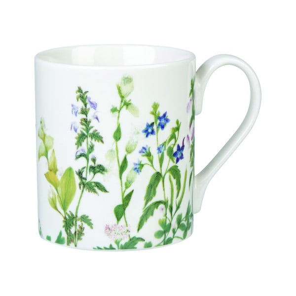 Himalyan Flowers 4 db csontporcelán bögre, 250 ml - Churchill China