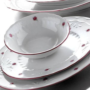 Pargulo 24 darabos porcelán étkészlet - Kutahya