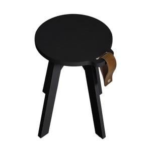 Country Black tárolóasztal - Karup Design