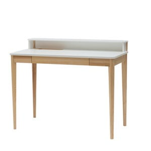 ASHME fehér dolgozóasztal - Ragaba