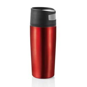 Piros autós termosz bögre, 300ml - XD Design