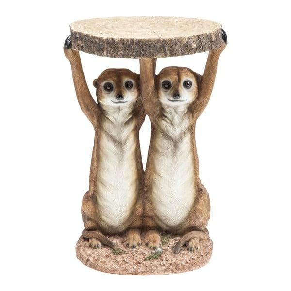 Meerkat Sisters tárolóasztal - Kare Design
