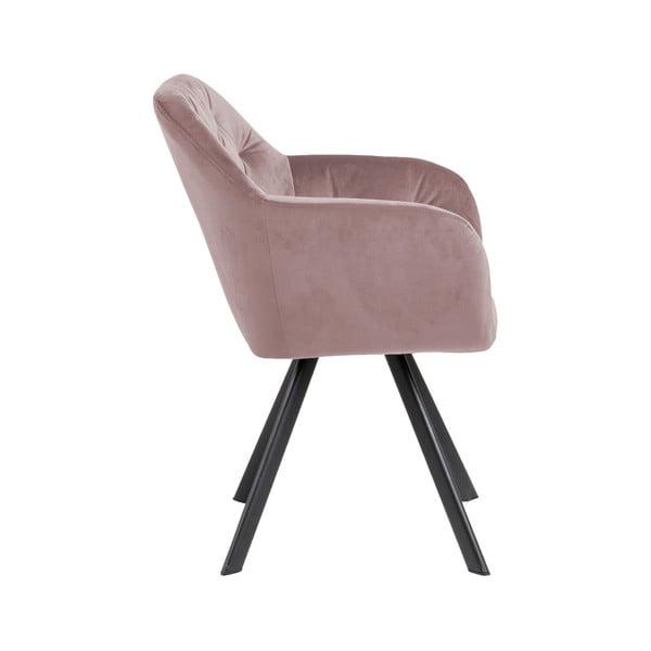 Lola Auto rózsaszín fotel - Actona