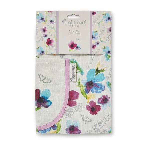Chatsworth Floral pamutkeverék kötény - Cooksmart ®