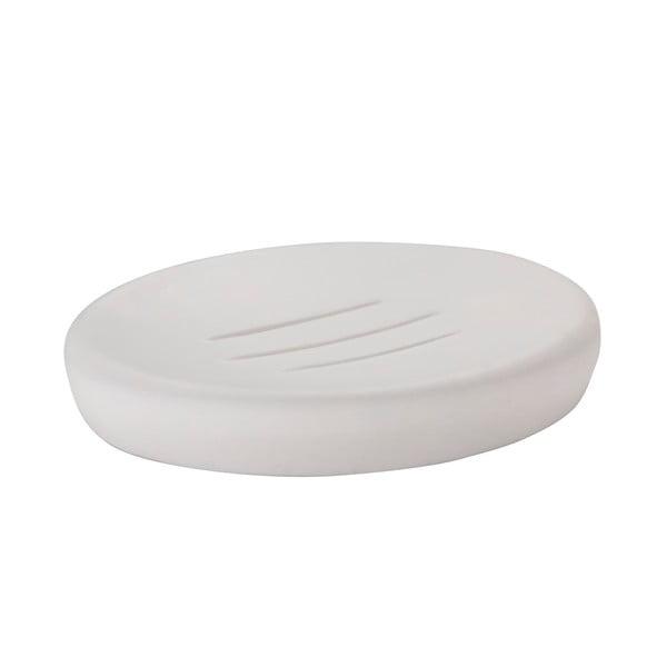 Soft fehér szappantartó - Zone