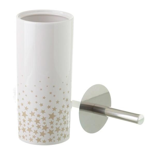 Star WC-kefe kerámia állványon - Unimasa