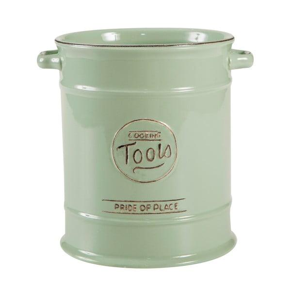 Pride Of Place zöld kerámia konyhai eszköztartó - T&G Woodware