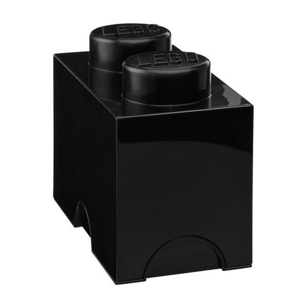 Fekete tároló doboz 2 - LEGO®