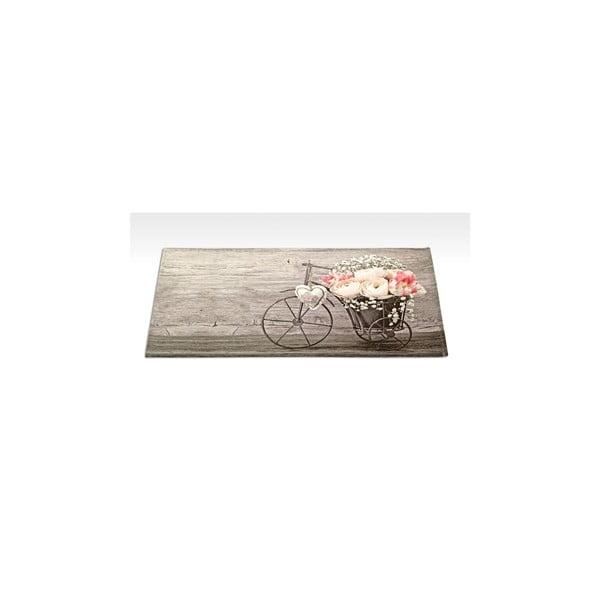 Bouquet fokozottan ellenálló konyhai szőnyeg, 60 x 190 cm - Floorita