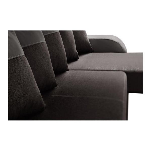Destin barna kanapé, jobb oldali - Interieur De Famille Paris