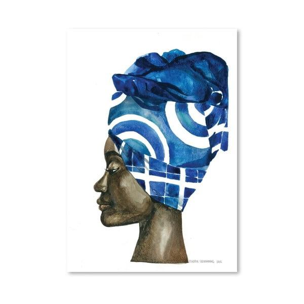 African Pride II plakát, 30 x 42 cm