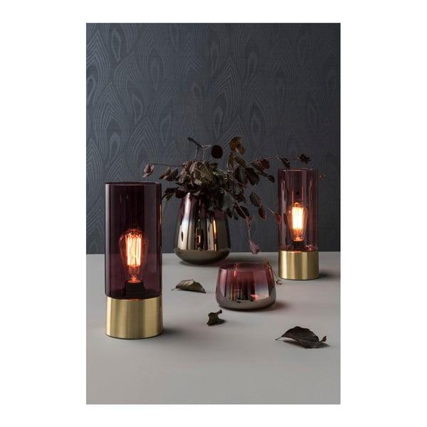 LAX lila asztali lámpa - Leitmotiv