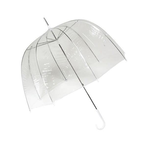 Birdcage Cloche átlátszó esernyő, ⌀ 77 cm - Ambiance