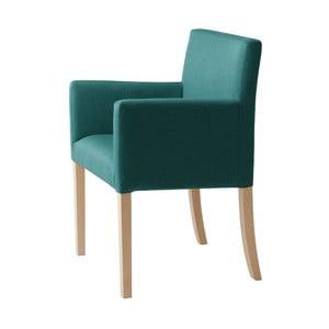 Wilton türkiz fotel - Custom Form