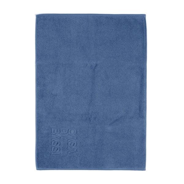 Basic kék pamut fürdőszobai kilépő, 50 x 70 cm - Casa Di Bassi
