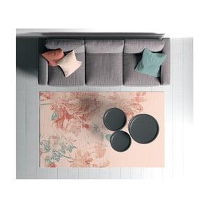 Suzzo Rosa rózsaszín szőnyeg, 100 x 150 cm - Oyo home