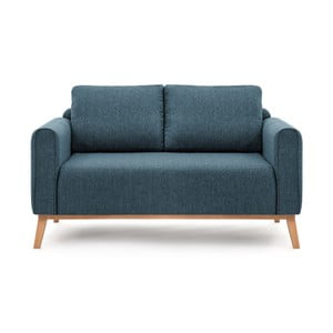 Milton kék 2 személyes kanapé - Vivonita