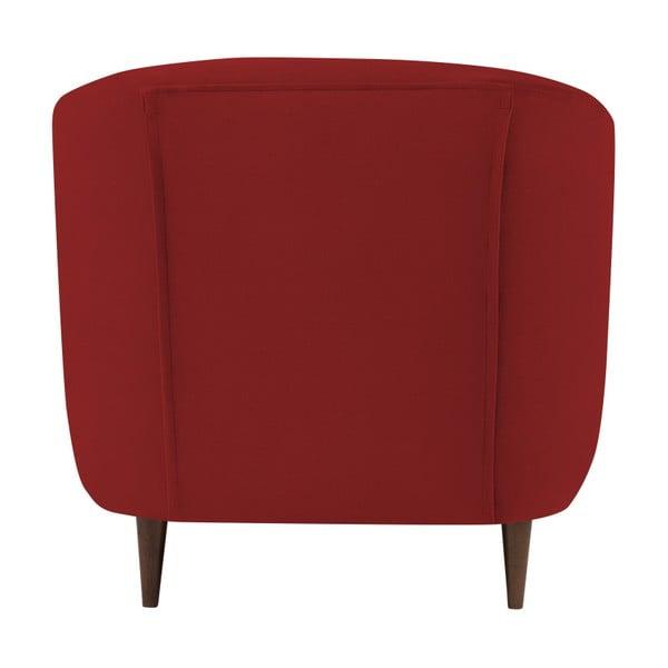 Love piros fotel - Kooko Home