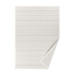 Esna fehér, mintás kétoldalas szőnyeg, 70 x 140 cm - Narma