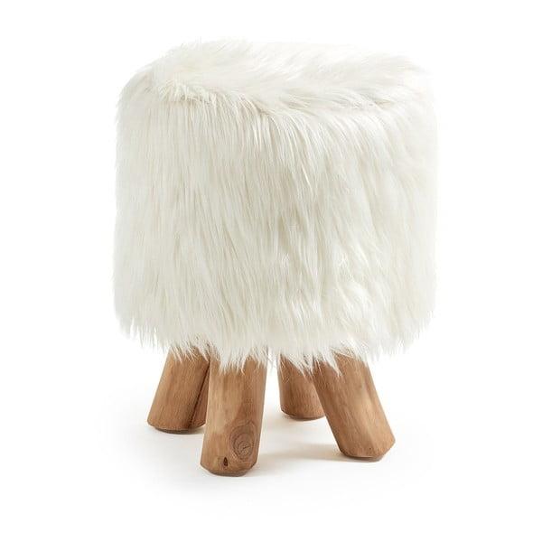 Nuvoli fehér lábtartó - La Forma