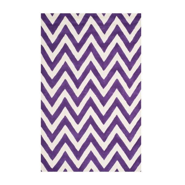 Stella lila szőnyeg, 243x152 cm - Safavieh