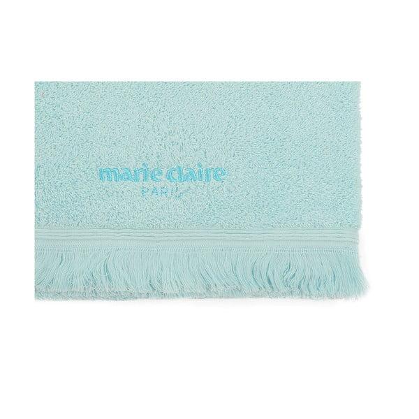 Marie Claire kék törölköző