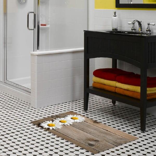 Daisy vinil szőnyeg, 52 x 75 cm - Zerbelli