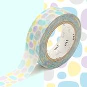 Tatienne dekortapasz, hossza 10 m - MT Masking Tape
