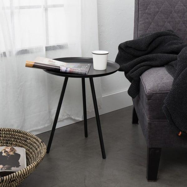 Frost szürke dohányzóasztal - White Label