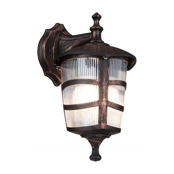 Uriel bronzszínű kültéri fali lámpa