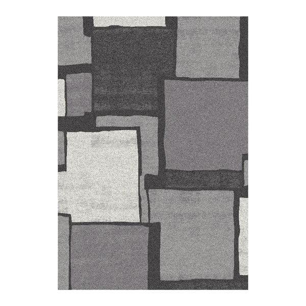 Cullio szürke szőnyeg, 190x280cm - Universal