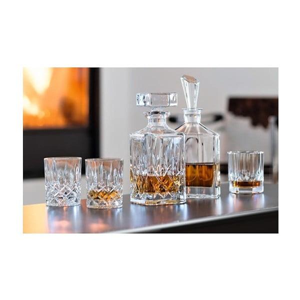 Aspen Whisky Set kristályüveg whiskys készlet - Nachtmann